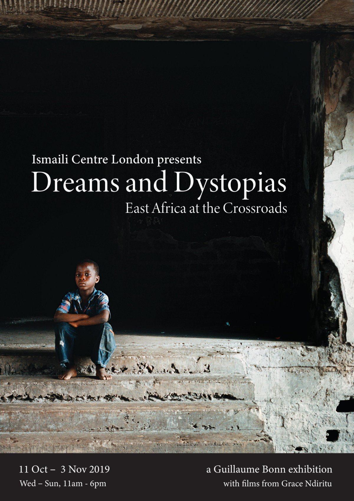 Dreams & Dystopias Flyer
