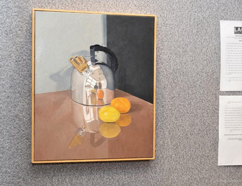 Kettle Reflections, From Adman to Artist, Ladak_London Nigel Rose